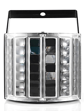 Qsun LED Rotating UV Blacklight Bulb E26 Stage Light 3W Ultraviolet for Christmas DJ KTV Party Club Disco Magic Light Bar