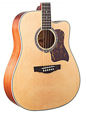 preiswerte Gitarren-Gitarre Glanz Schnur-Musikinstrument Tasche