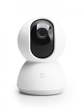 halpa Xiaomi kamerat-xiaomi® mijia älykamera 720p yökuva IP kamera videokamera 360 kulma panoraama wifi langaton taikuus zoom