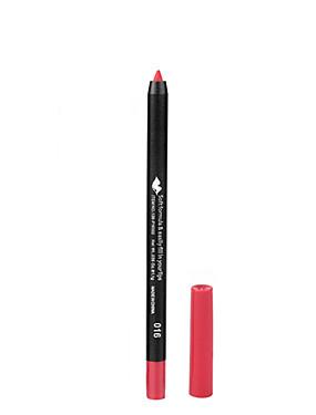 preiswerte Lipliner-Stifte & Bleistifte Lip Liner Nass Farbiger Lipgloss / Natürlich Bilden Kosmetikum Pflegezubehör