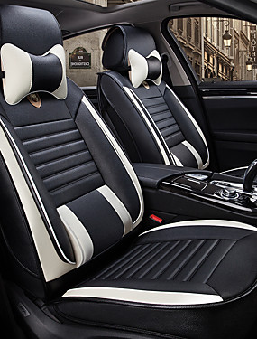 preiswerte Automobil-Freiraum Odeer Autositzbezüge Sitzbezüge grau / lila / Kaffee PU (Polyurethan) Business für Universal