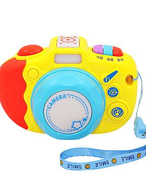 preiswerte Elektronische Lernspielsachen-Erweiterungen zum Puppenhaus Spielkameras Musik Kunststoff Kinder Spielzeuge Geschenk