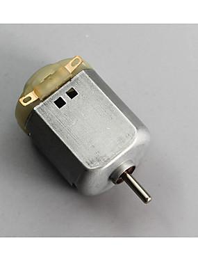 preiswerte Unterhaltungselektronik-dc Spielzeugmotor diy kleine Produktionsmotor 3V-6V vierrädrige Kraftmikromotor Platz