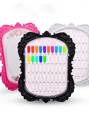 levne Ostatní díly-Nástroj na nehty Pro Odolné / 48 barev nail art manikúra pedikúra Glittery / Přizpůsobeno / Klasické Denní