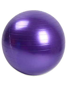 """cheap Sports & Outdoors-9 7/8"""" (25 cm) Exercise Ball / Fitness Ball / Yoga Ball Explosion-Proof PVC(PolyVinyl Chloride) Support With For Yoga / Training / Balance"""
