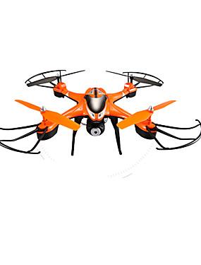 preiswerte Ausverkauf-RC Drohne SJ  R / C T30CW 4 Kanäle 2.4G Mit HD - Kamera 0.5MP Ferngesteuerter Quadrocopter Ein Schlüssel Für Die Rückkehr / Schweben