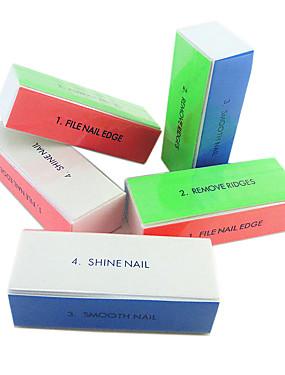 levne Pilníky a pufry-Nail Art Files & Buffers Pro Mini styl nail art manikúra pedikúra Jednoduchý / Klasické Denní