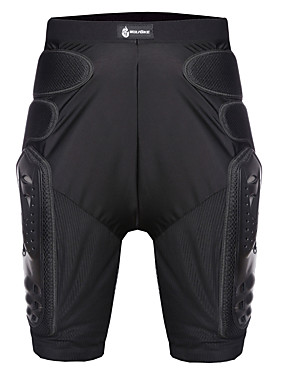 cheap Sports & Outdoors-Motorcycle Hip Pad Pants Heavy Duty Protective Gear Guard Off-road Armor Pants for Skiing Cycling Snowboarding Adults' Drop Resistance