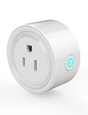 preiswerte Handys & Elektronik-WAZA Smart Plug für Neuheiten für die Küche / Wohnzimmer / Waschraum APP-Steuerung / Zeitschaltuhr / Berührungsschalter Wifi 3G 100-240 V