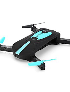 preiswerte Ausverkauf-RC Drohne JY 018 4 Kanäle 6 Achsen 2.4G Mit 720P HD - Kamera 2.0MP Ferngesteuerter Quadrocopter Ein Schlüssel Für Die Rückkehr / Kopfloser Modus / Flight Upside-Down Ferngesteuerter Quadrocopter