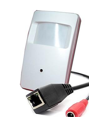 preiswerte HQCAM-hqcam® 720p onvif 1.0mp 25fps sicherheit indoor ip-kamera cctv mini pir stil 3.7mm objektivüberwachung 1/4 h62 cmos