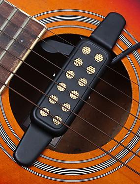 halpa Soittimet-Sähkökitara Virittää Metalli Klassinen kitara Akustinen kitara Hauska 12 Hole akustisille ja sähkökitaroille Soittimien tarvikkeet