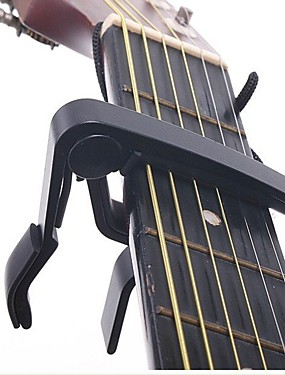 cheap Musical Instruments-Capo Aluminium Alloy Fun Guitar Musical Instrument Accessories