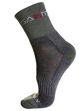 preiswerte Laufmützen, Socken & Arm - Wärmer-Herrn Damen Sportsocken Socken Windundurchlässig Atmungsaktivität tragbar Laufen Leger Sport Winter Baumwolle Schwarz Weiß Armeegrün / Dehnbar