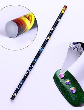 levne tečkování nástroje-tečkování nástroje Pro Lehká pevnost a trvanlivost nail art manikúra pedikúra Klasické / Módní Denní