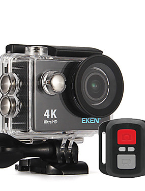 cheap Sports & Outdoors-QQT H9R Gopro Gopro & Accessories Outdoor Recreation vlogging Outdoor / High Definition / Portable 64 GB 60fps / 30fps 8 mp / 6 mp / 12 mp No 1920 x 1080 Pixel 2 inch CMOS H.264 Single Shot