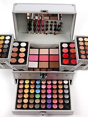 cheap Makeup For Eyes-Makeup Set Eyeshadow Palette Matte Matte Professional Multilayer Shimmer Glitter Shine Waterproof Long Lasting Daily Wear Date / Shiny