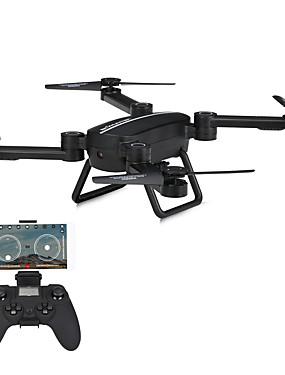 preiswerte Ausverkauf-RC Drohne JIESTAR X8TW RTF 4 Kan?le 6 Achsen 2.4G Mit HD - Kamera 720P Ferngesteuerter Quadrocopter FPV / LED-Lampen / Ein Schlüssel Für Die Rückkehr Ferngesteuerter Quadrocopter / Fernsteuerung