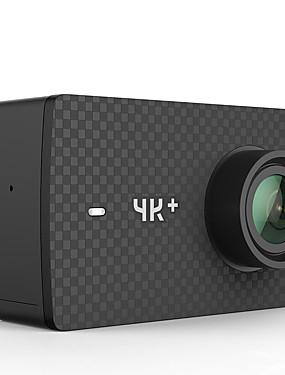halpa Xiaomi kamerat-xiaomi yi 4k + vedenpitävä urheilukamera with155 astetta 640 * 480 2gb ram kiinalainen versio