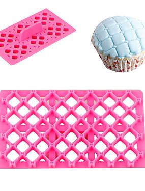 preiswerte Waagen-1pc Kunststoff Kuchen Kuchenformen Backwerkzeuge