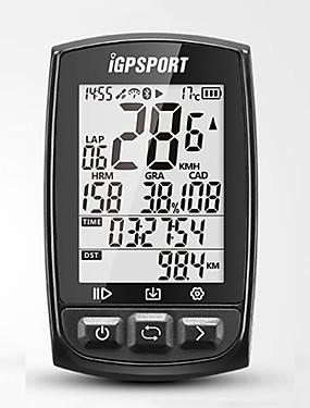 cheap Sports & Outdoors-iGPSPORT® IGS50 Bike Computer / Bicycle Computer Waterproof GPS Bluetooth Cycling / Bike Cycling