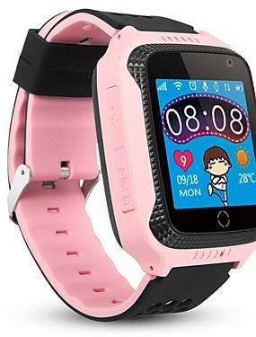 preiswerte Intelligente Elektronik-m05 kind smart watch unterstützung sos / sim-karte integrierte gps & kamera sport wasserdichte smartwatch