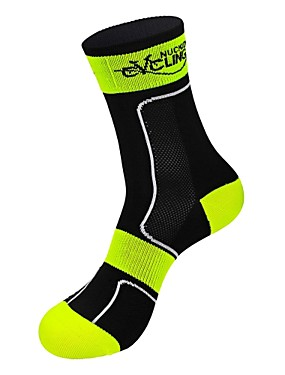 cheap Sports & Outdoors-Compression Socks Long Socks Running Socks Athletic Sports Socks Cycling Socks Men's Women's Running Camping / Hiking Leisure Sports Bike / Cycling Thermal / Warm Breathable Wearable 1 Pair Winter