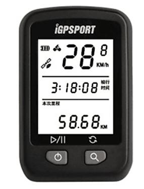 cheap Sports & Outdoors-iGPSPORT® IGS20 Bike Computer / Bicycle Computer Waterproof GPS Bluetooth Mountain Bike / MTB Road Cycling Cycling / Bike Cycling