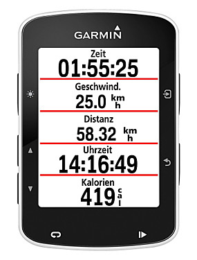 cheap Sports & Outdoors-GARMIN® edge 520 Bike Computer / Bicycle Computer Waterproof Cycling Bluetooth Road Cycling Cycling / Bike Cross-Country Cycling