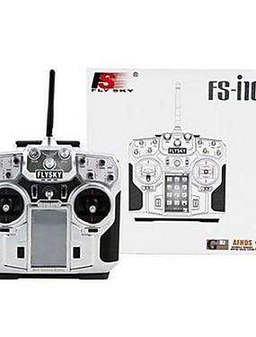 preiswerte Ausverkauf-FLYSKY FS-i10 1 set Transmitter / Fernbedienung / Fernbedienungen Kunststoff