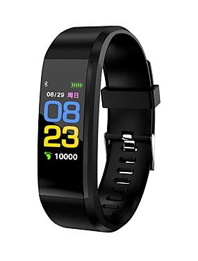 preiswerte Intelligente Elektronik-Smart-Armband KL115 für Herzschlagmonitor / Schrittzähler / Nachrichterinnerung / Anruferinnerung Schrittzähler / Anruferinnerung / Fitness Tracker / AktivitätenTracker / Schlaf-Tracker / Wecker