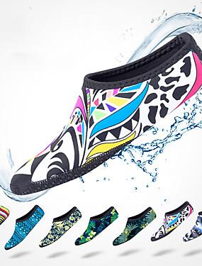 cheap Sports & Outdoors-SBART Men's Women's Water Socks Aqua Socks Nylon Neoprene Quick Dry Anti-Slip High Strength Softness Barefoot Yoga Swimming Diving Surfing Snorkeling Boating - for Adults