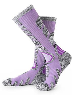 povoljno Timski sportovi-Pamuk Muškarci Kreativan Čarape Anti-Slip Podesan za nošenje Zima Sport & otvorenom 1 par