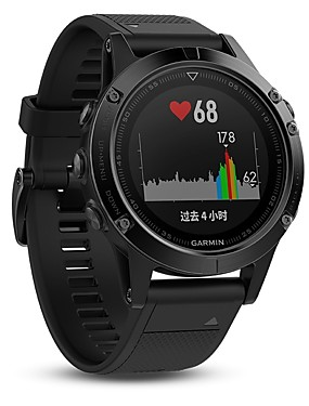 cheap Sports & Outdoors-GARMIN® Fenix 5 Bike Computer / Bicycle Computer Waterproof Portable Cycling Road Cycling Cycling / Bike Folding Bike Cycling