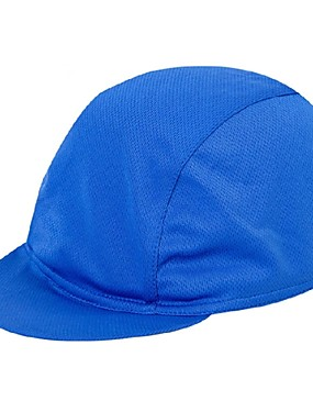 cheap Sports & Outdoors-Cycling Cap / Bike Cap Cap Solid Color Lightweight UV Resistant Breathable Cycling Moisture Wicking Bike / Cycling Army Green Green / Yellow Royal Blue Polyester Elastane for Men's Women's Adults'