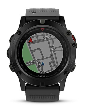 cheap Sports & Outdoors-GARMIN® Fenix 5X Bike Computer / Bicycle Computer Portable Cycling GPS Road Cycling Cycling / Bike Folding Bike Cycling