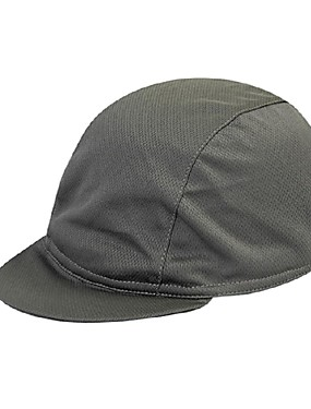 cheap Sports & Outdoors-Cycling Cap / Bike Cap Cap Solid Color Lightweight UV Resistant Breathable Cycling Moisture Wicking Bike / Cycling Blue Grey Khaki Polyester Elastane for Men's Women's Adults' Camping / Hiking