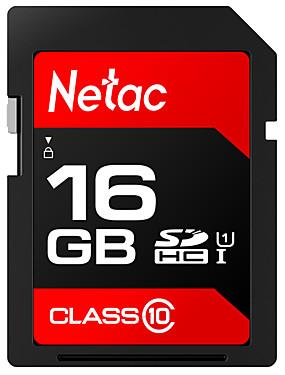 preiswerte SD Karten-Netac 16GB SD Karten Speicherkarte UHS-I U1 16
