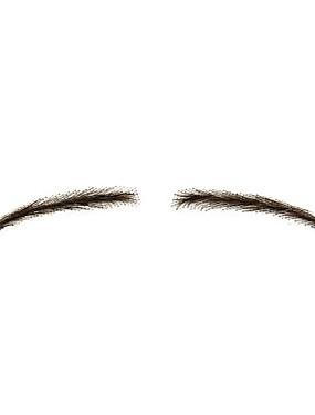 preiswerte Mascara-Augenbrauen Augenbrauen-Farbe Handgemacht / Weihnachten / Damen Bilden 1 pcs Damen / Lady / Auge Gute Qualität / Modisch Party / Party / Abend / Freizeitskleidung Alltag Make-up / Halloween Make-up