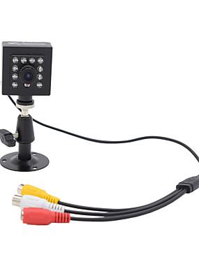 preiswerte HQCAM-hqcam audio 800tvl cmos 0,03 lux 10 stücke 940nm ir führte überwachungskamera ir nachtsicht 1/3 zoll box kamera / ir kamera
