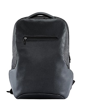 cheap Sports & Outdoors-Xiaomi 26 L Hiking Backpack Multifunctional Waterproof Lightweight Laptop Packs Outdoor Bike / Bicycle Travel School Oxford Cloth Black