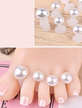 levne Ostatní díly-8ks Silica gel Hřebík na nehty Pro toe kreativita Řada šperků nail art manikúra pedikúra stylové Denní