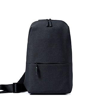cheap Sports & Outdoors-Xiaomi 4 L Hiking Sling Backpack Multifunctional Lightweight Rain Waterproof Outdoor Hiking Camping Bike / Bicycle Polyester Dark Grey Grey