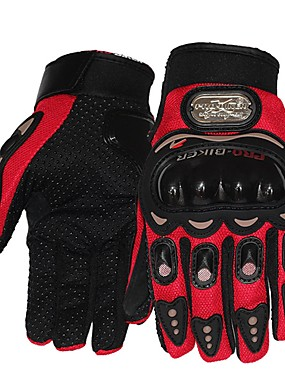 cheap Sports & Outdoors-Climbing Gloves / Sports Gloves / Touch Gloves Full Finger Gloves / Touch Screen Gloves / Sports & Leisure Bag Men's / Women's Skidproof / Motor Bike / Cross Country Multisport / Cross-Country