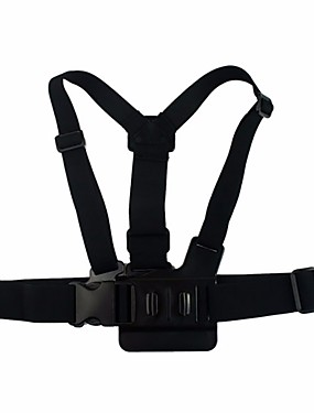 cheap Sports & Outdoors-Chest Harness Removable Easy to Carry Collapsible 1 pcs For Action Camera Gopro 3+ Mountain Bike / MTB Motorcycle Back Country PP+ABS Molded ABS ABS Resin