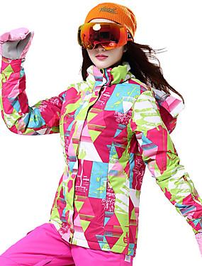 cheap Sports & Outdoors-Wild Snow Women's Ski Jacket Ski / Snowboard Multisport Snowsports Windproof Warm Ventilation Polyester Down Jacket Ski Wear / Winter