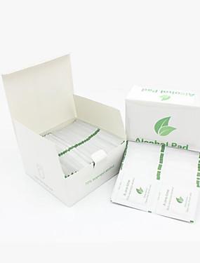 levne Ostatní díly-200ks Ekologický materiál Pro Multifunkční Bílá série nail art manikúra pedikúra Moderní Denní