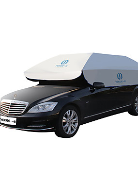 preiswerte Automobil-Neues Design / Semi-Abdeckung Autoplanen Für Universal Alle Modelle Alle Jahre für Ganzjährig