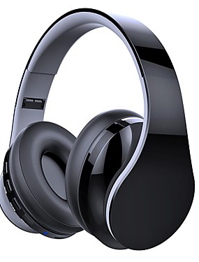 preiswerte Computer & Büros-LITBest Over-Ear-Kopfhörer Bluetooth 4.2 Reise Bluetooth 4.2 Cool Stereo Mit Mikrofon