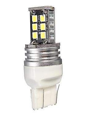 povoljno Svjetla za vožnju unatrag-1 komad T20(7440,7464) Automobil Žarulje SMD 2835 15 LED Dnevna svjetla / Stop-svjetla / Svjetla za vožnju unatrag (backup) Za Sve godine